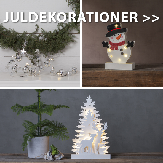 Juldekorationer